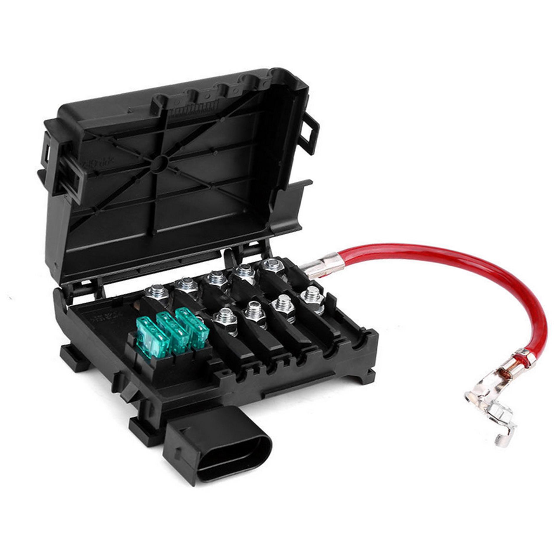 hight resolution of 1j0937617d oem fuse box for 1998 2005 vw jetta golf beetle 1 8l 2 0l c061m