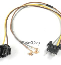03 07 for mercedes e280 e300 e320 e550 w211 headlight wiring harness rh d123r [ 1600 x 1243 Pixel ]