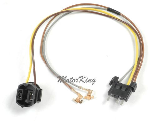 small resolution of 03 04 07 for mercedes e280 e300 e350 e55 w211 headlight wiring harness lh d123l