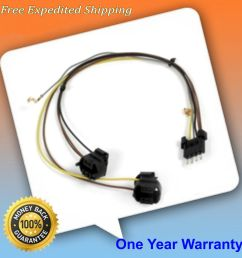 details about for w164 ml320 ml350 ml450 ml550 right headlight wire harness repair kit d125r [ 1600 x 1600 Pixel ]