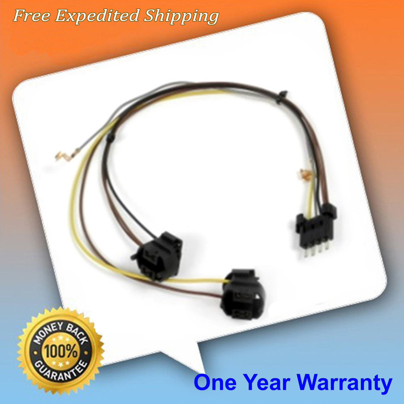 hight resolution of details about for w164 ml320 ml350 ml450 ml550 right headlight wire harness repair kit d125r