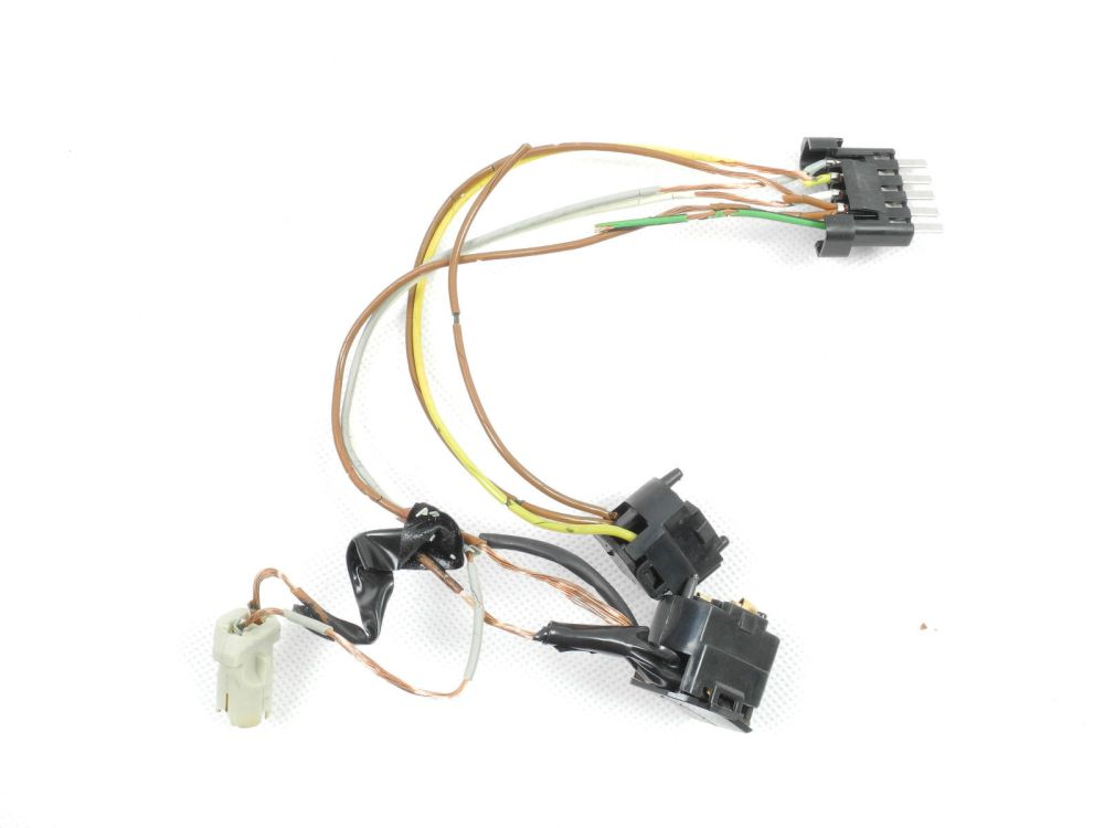 medium resolution of for mercedes c350 c280 c32amg c240 headlight wire harness connector rh ebay com 2006 nissan 350z headlight wire harness 3 wire headlight wiring