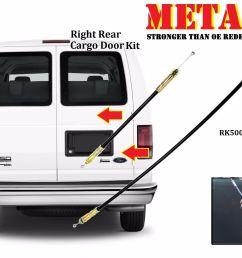 need 1990 e150 door latch mechanism diagram e150 ford cars wiring ford e 250 rear door diagram [ 1600 x 1226 Pixel ]