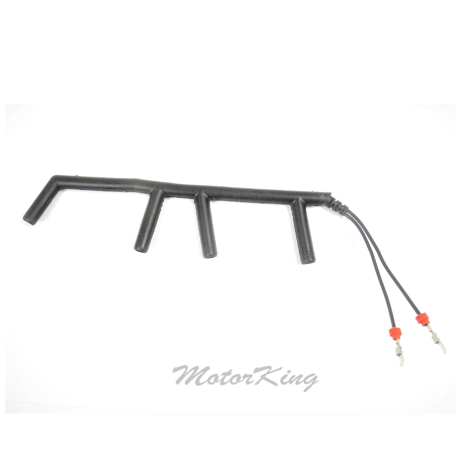 hight resolution of for vw beetle golf jetta passat 1 9 2 wire glow plug wiring harness 028971766