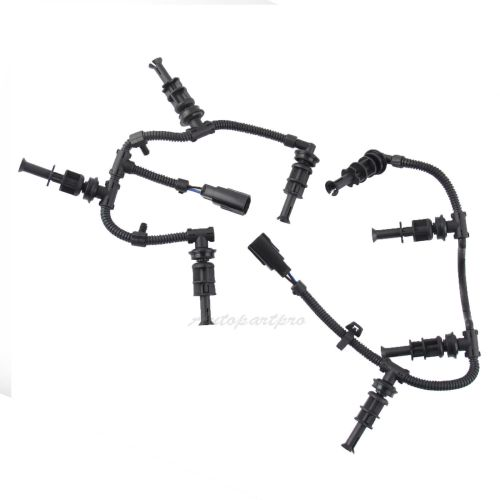 small resolution of details about 2008 2010 ford f350 6 4l powerstroke glow plug wiring harnesses right left