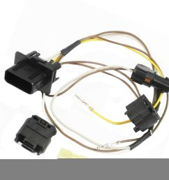 for right headlight wire harness connector repair kit c120 w208 wiring harness connectors repair [ 1600 x 1600 Pixel ]