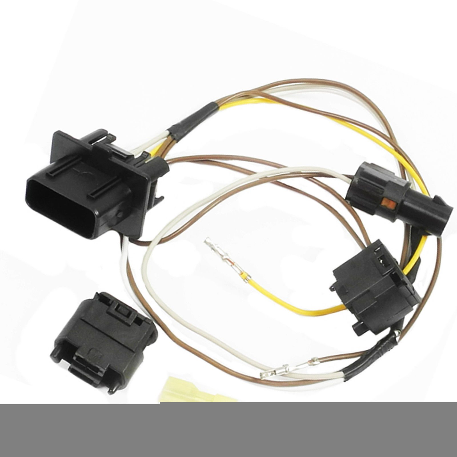 hight resolution of for right headlight wire harness connector repair kit c120 w208 wiring harness connectors repair