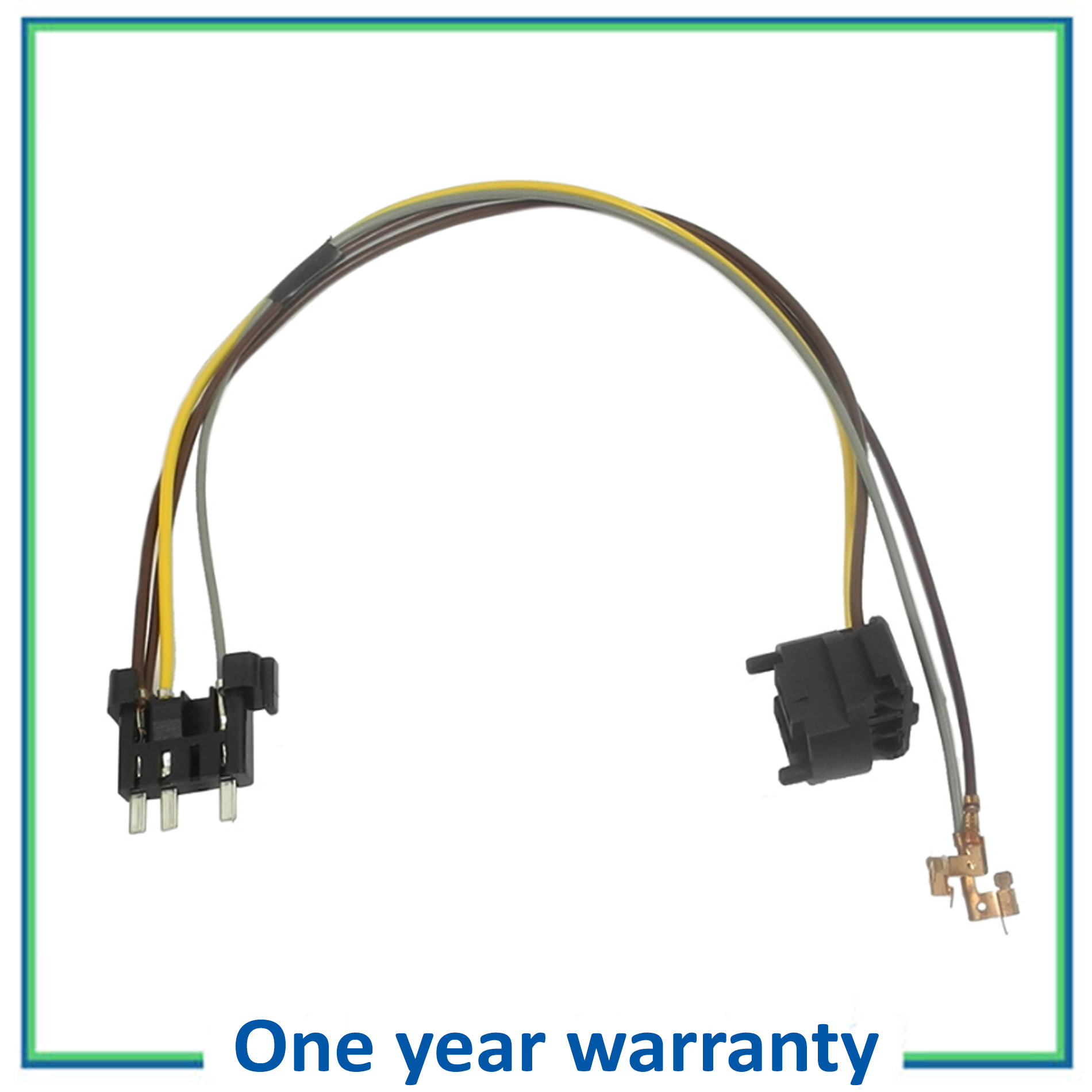 hight resolution of details about for left headlight wiring harness repair kit d123l w221 e280 e300 e320 e350 e55