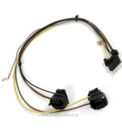 for right headlight wire harness repair kit d125r w164 ml320 ml350 headlight wiring harness 2012 chevy [ 1600 x 1600 Pixel ]