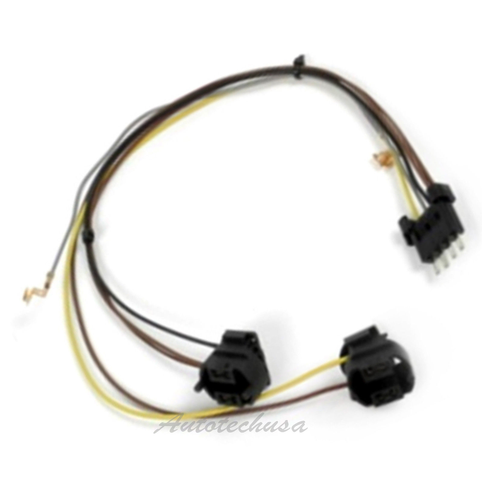 hight resolution of for right headlight wire harness repair kit d125r w164 ml320 ml350 headlight wiring harness 2012 chevy