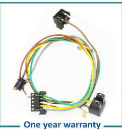 left or right headlight wire harness connector kit for dc109 headlight wiring harness 2012 chevy silverado [ 1600 x 1600 Pixel ]