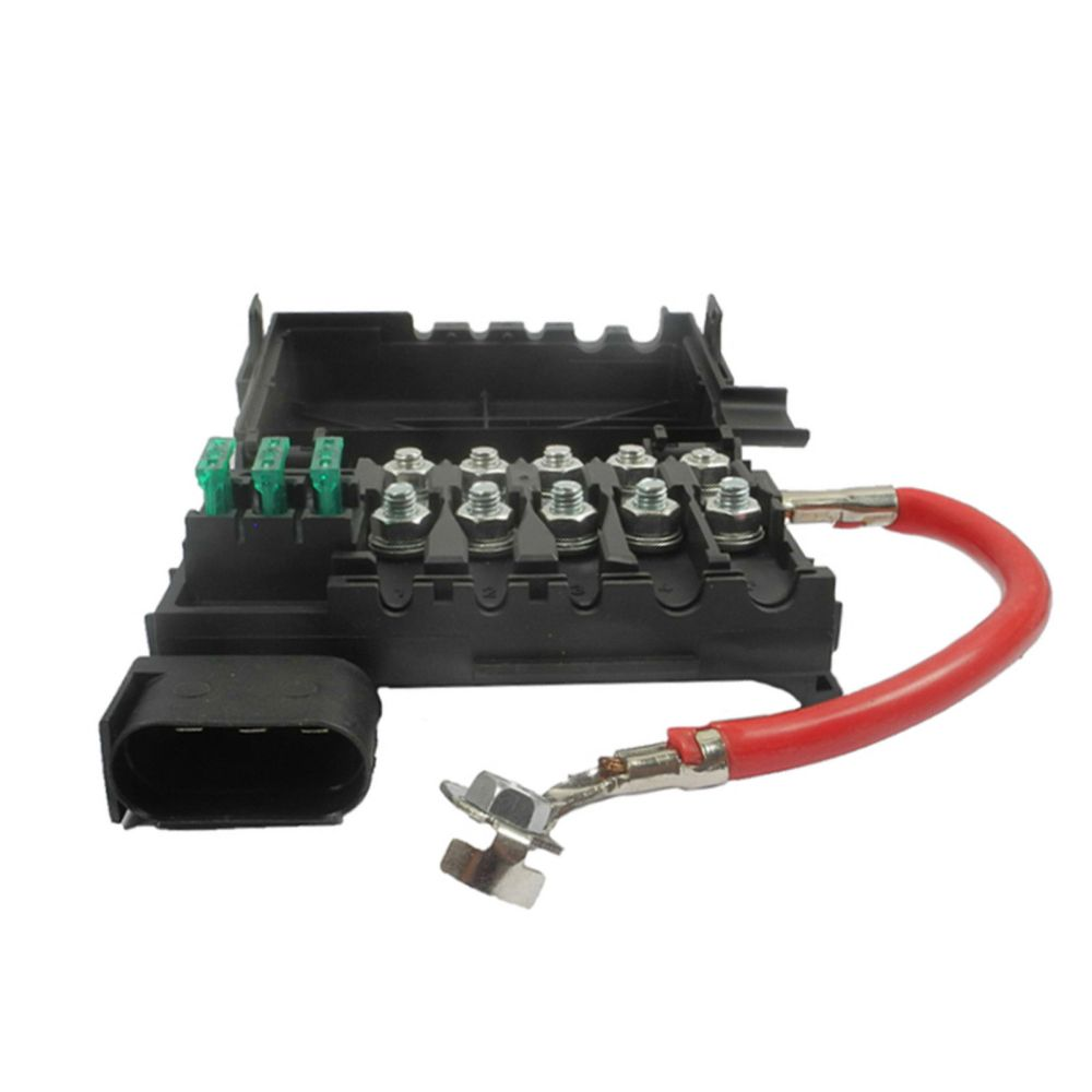 medium resolution of details about oem fuse box for vw beetle golf jetta 1 8l 1 9l 2 0l 2 8l 1j0937617d c061m