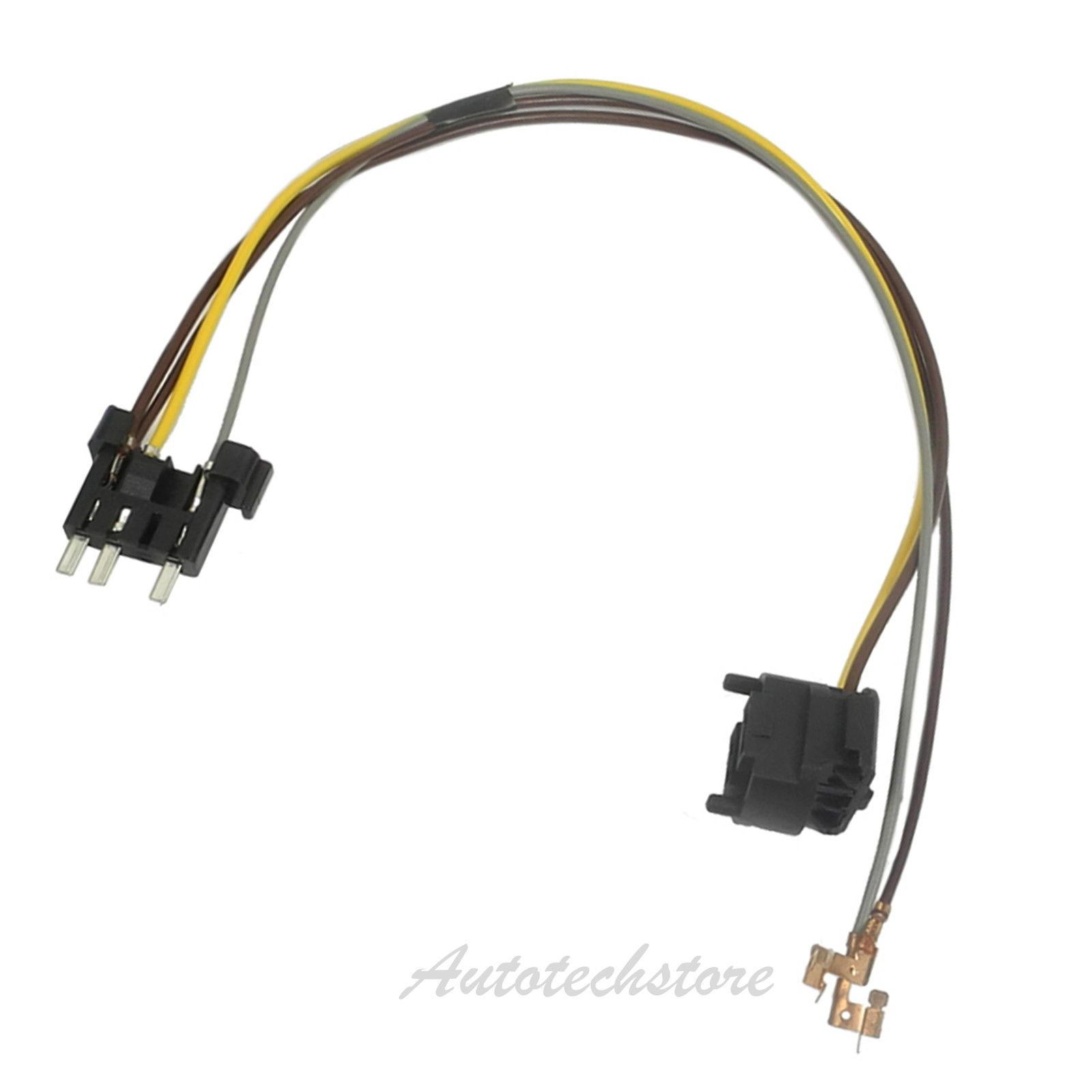 hight resolution of details about right headlight wiring harness repair for w211 e280 e300 e320 e350 e550 d123r