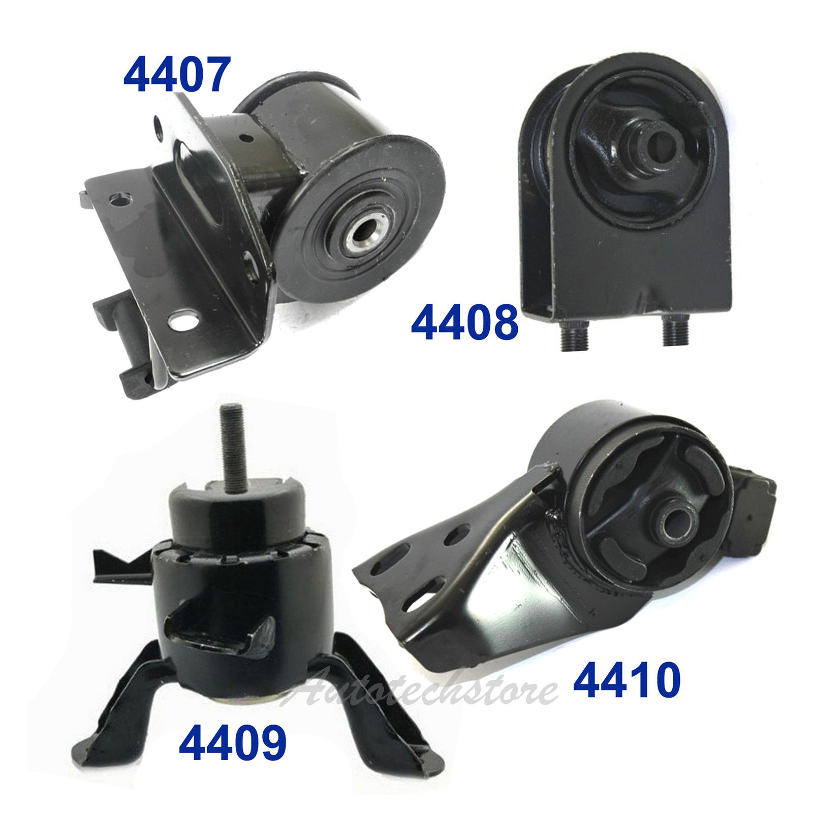 hight resolution of mount for 00 01 mazda mpv 2 5l 4407 4408 4409 4410 m1362