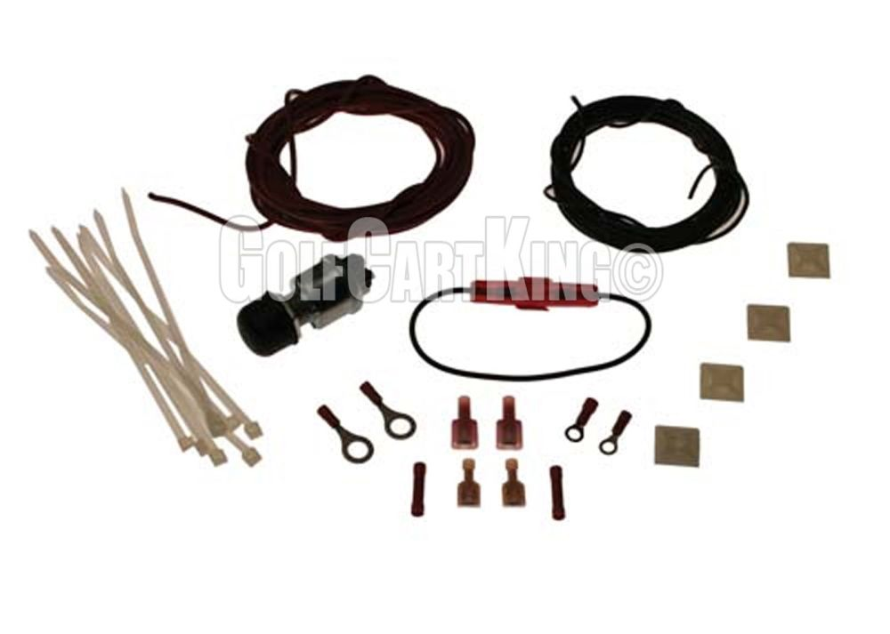 medium resolution of brake light kit for e z go g e 94 up yamaha g2 up