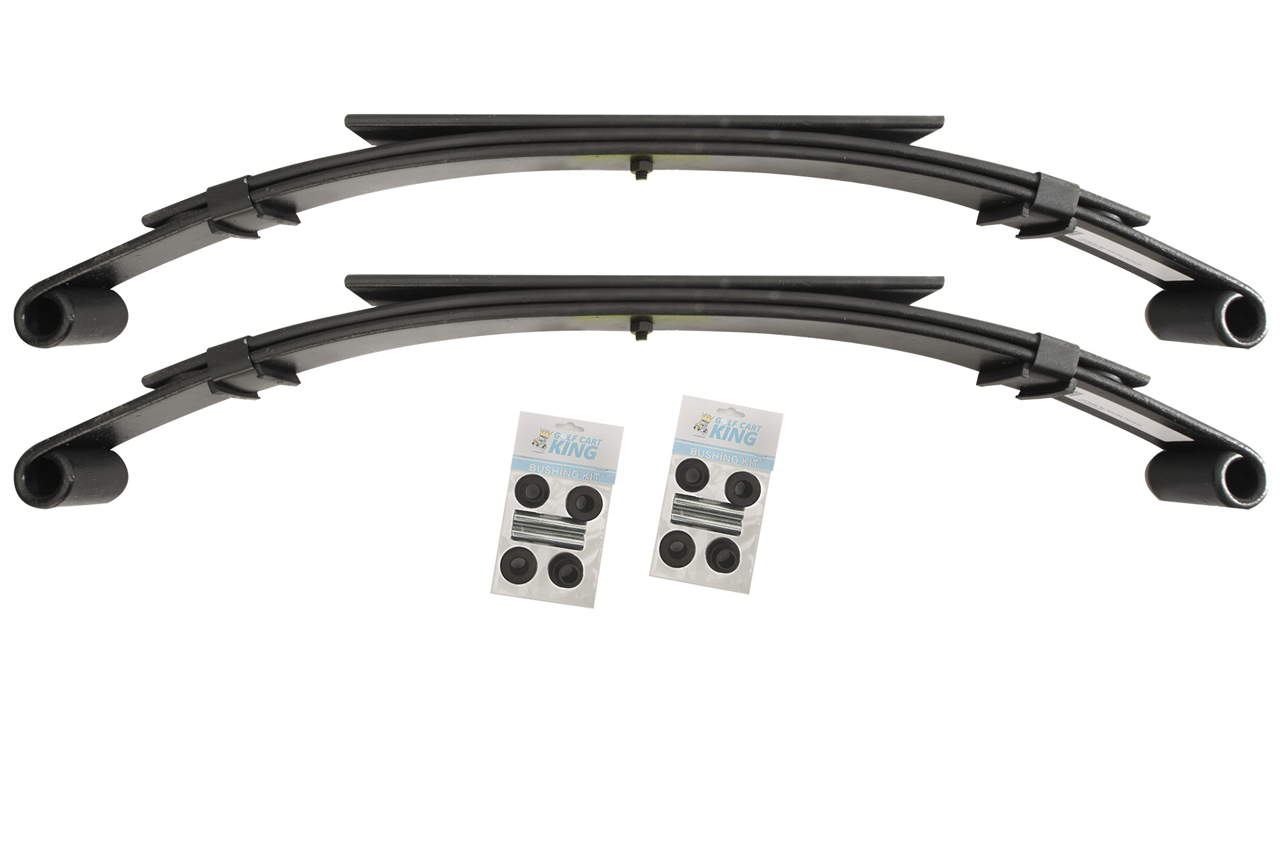 Rear Heavy Duty Leaf Springs Set for Club Car DS Golf Cart