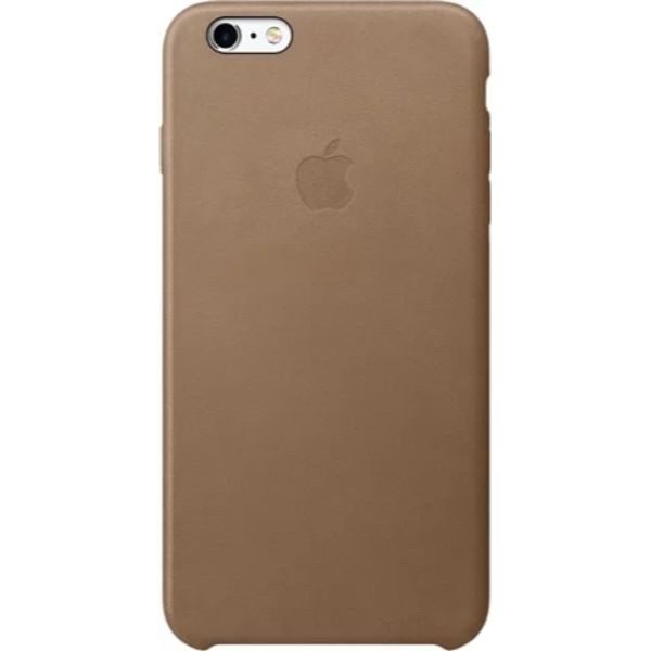 These Apple-designed cases are made from specially tanned and finished European leather for a luxurious feel. Because they are precision-crafted for iPhone 6s Plus and iPhone 6 Plus, the case fits snugly and your phone still feels incredibly slim even with the case on. The soft microfiber lining on the inside helps protect your iPhone. And on the outside, you see color that's more than surface deep, thanks to a dye that infused into the leather