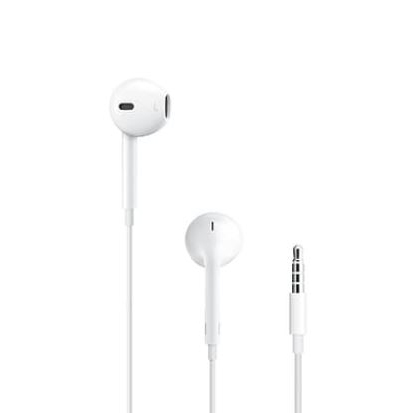 Keep in touch with colleagues or important clients with these noise-canceling earphones. They stay in the ears comfortably throughout long workdays, and the built-in remote makes it easier to answer and end calls. Supported by iOS 10 or higher, these Apple earbuds with rich bass tones can contribute to effective communication between staff and customers.