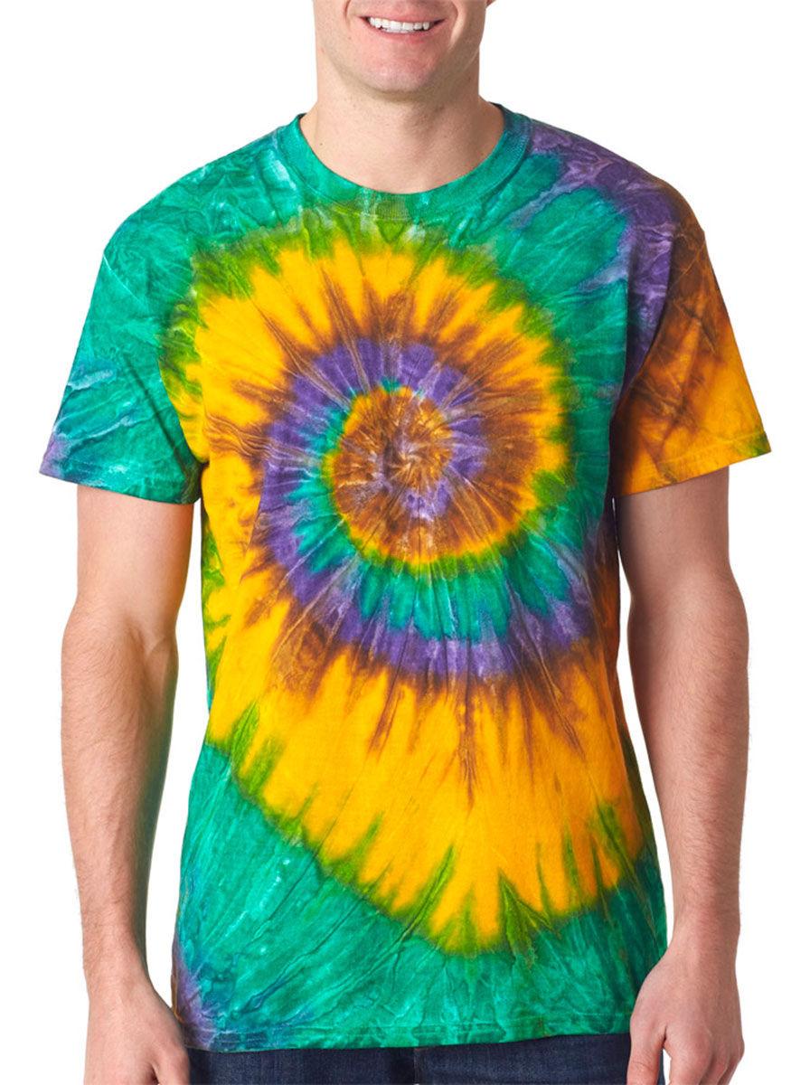 Gildan Tie Dye Men's Heavyweight Cotton Casual Short Sleeve Crewneck T-Shirt. 87 | eBay