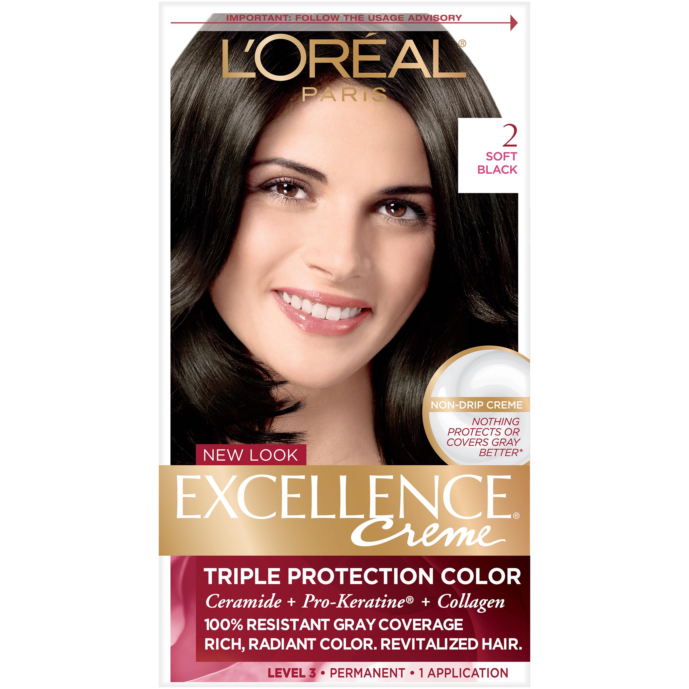 L'Oral Paris Excellence Crme Permanent Hair Color
