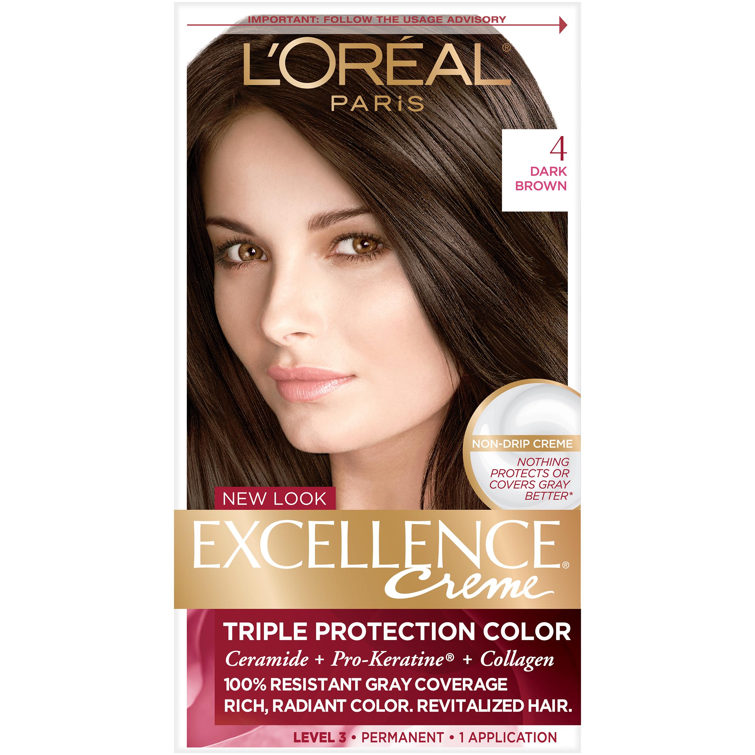 L Oreal Paris Excellence Creme Permanent Hair Color
