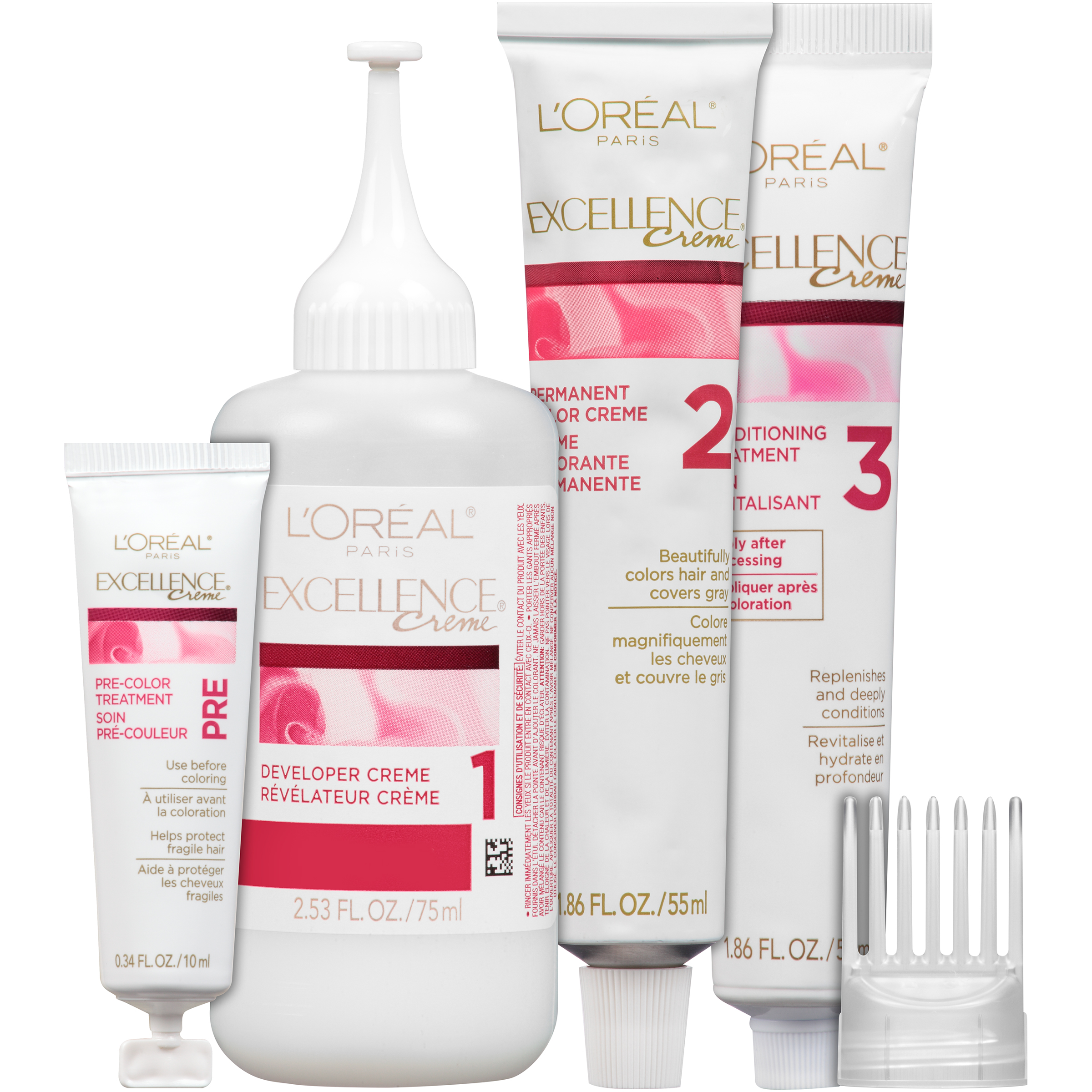 L'Oral Paris Excellence Crme Permanent Hair Color