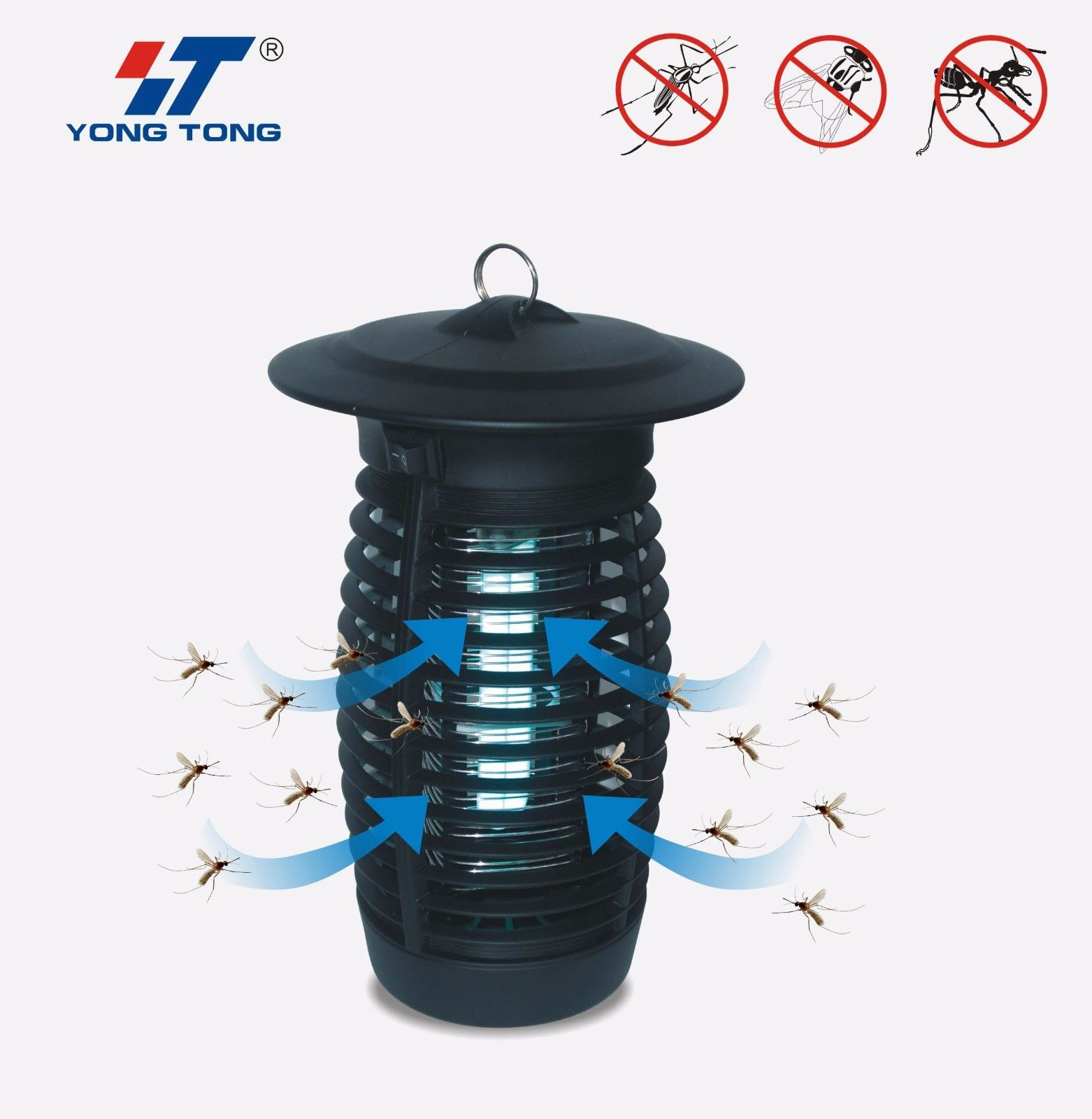 Electric Mosquito Killer Fly Bugs Insects Zapper Killer