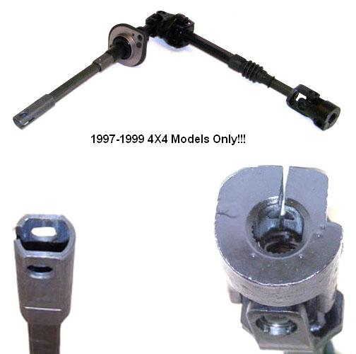 Apdty Ae on Dodge Dakota Intermediate Steering Shaft