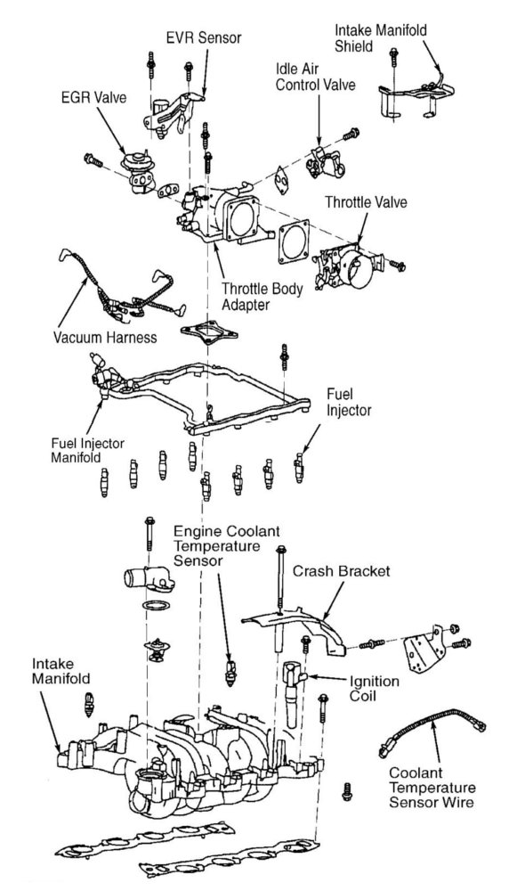 2000 Ford Expedition Parts Diagram