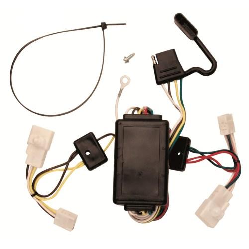 small resolution of 118388 t one trailer hitch wiring harness toyota rav4 1996 2000 ebay