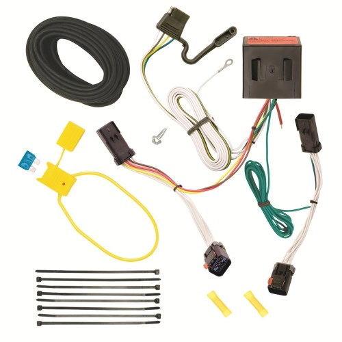 small resolution of 118524 t one trailer hitch wiring harness jeep liberty jeep wrangler trailer hitch wiring harness 2013 jeep wrangler trailer hitch wiring harness