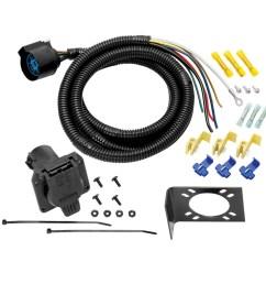 20223 tow ready 7way 5th wheel rv gooseneck 7 39 wiring harness ebay [ 1000 x 1000 Pixel ]
