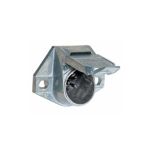 Pin Trailer Plug Wiring Diagram On Semi 7 Pin Trailer Plug Wiring