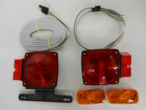 Trailer Tail Light Wiring Diagram Likewise Trailer Lights Wiring