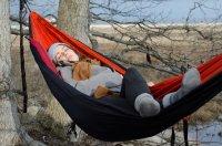 ENO Reactor Hammock Outdoor Camping Backpacking Nylon ...