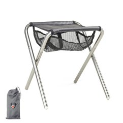 Fishing Chair Small Bean Bag Toddler Canada Grand Trunk Collapsible Camp Stool Compact Folding Travel