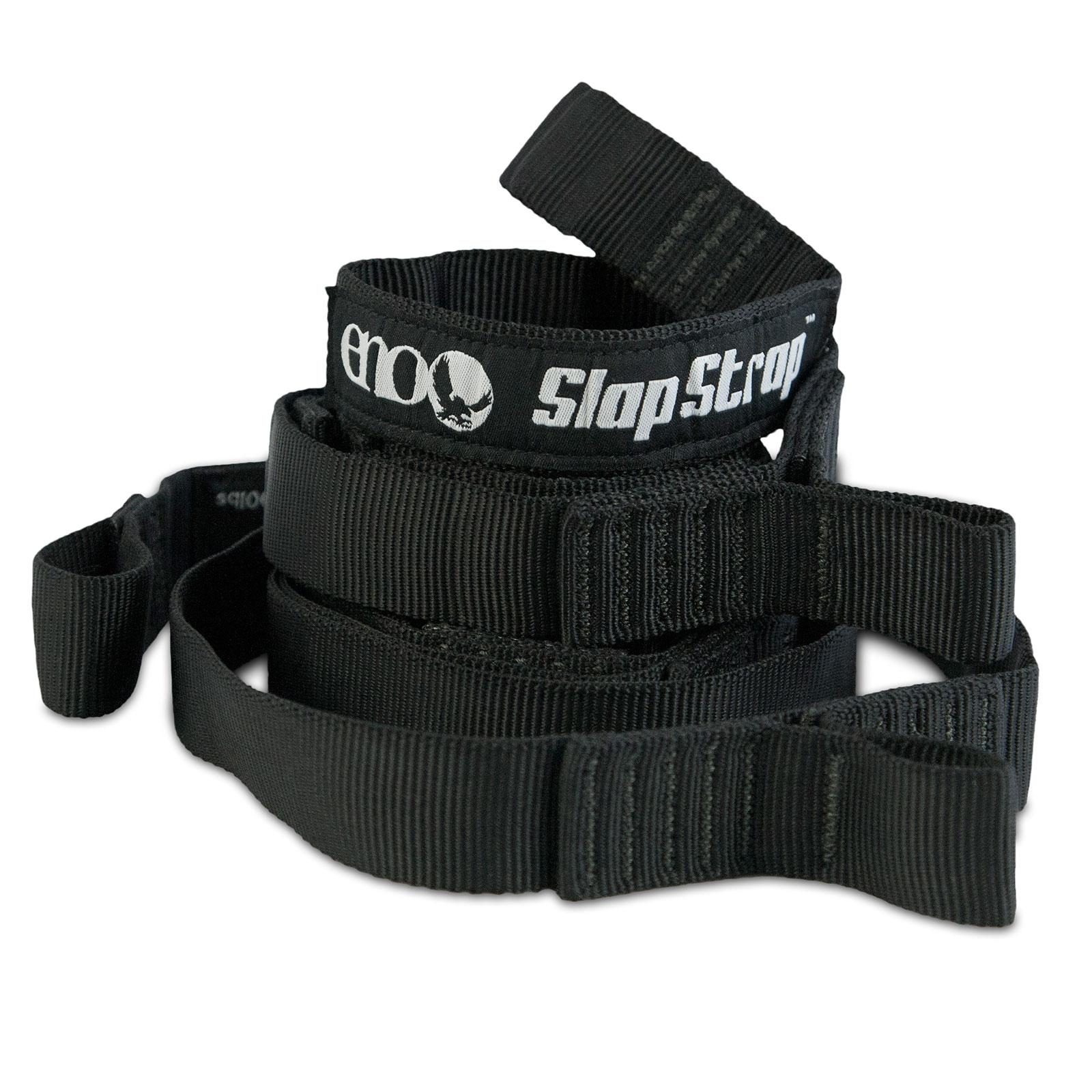 Eno Slap Strap 25 Mm Hammock Suspension System Nylon Black