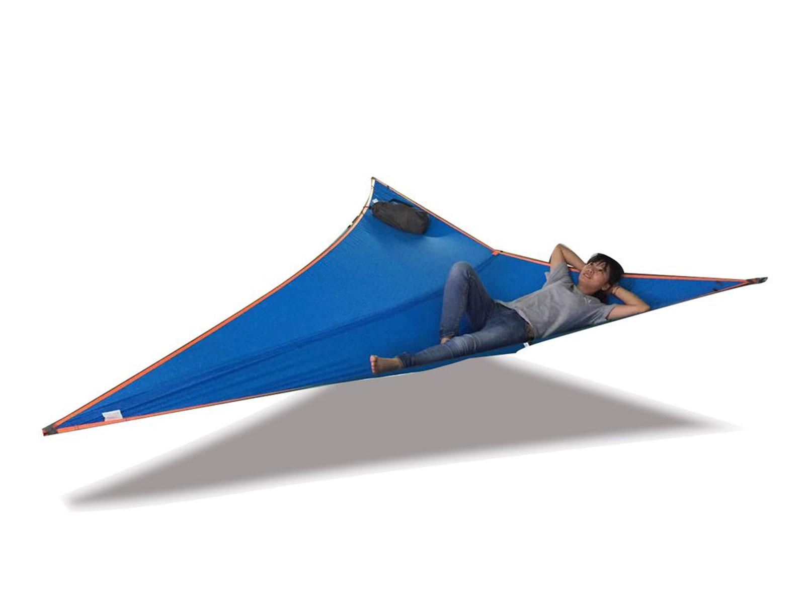Tentsile T Mini Hammock Two Person Camping Suspended Tarp