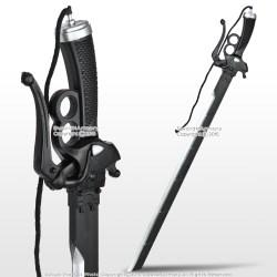 sword anime gun weapon game fantasy cosplay foam costume replica larp swords handle blades knives shape aquila scimitar barbarian warrior