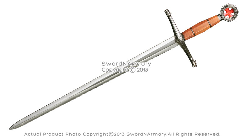 Kingdom of Heaven Medieval Knight Crusader Short Sword