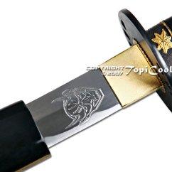 Katana Kitchen Knife Used Commercial Equipment Buyers Handmade Kill Bill Bill's Samurai Sword Sharp W ...