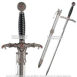 sword fantasy snake medieval handed cobra scabbard steel reaper grim cosplay death mc sentence