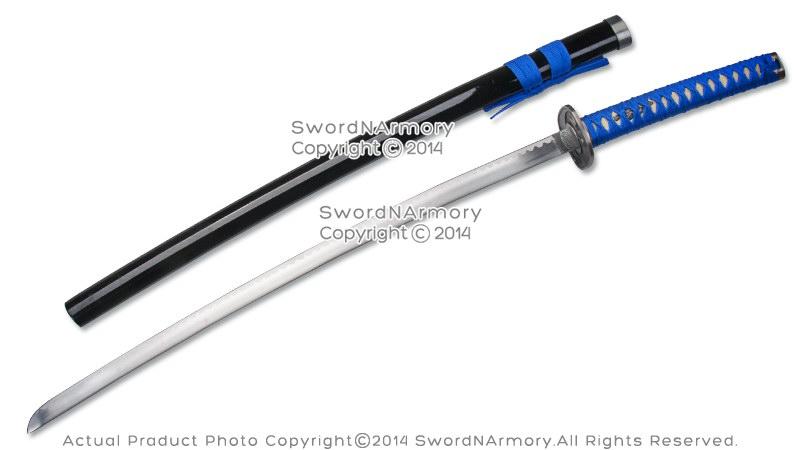 Champloo Jin Anime Katana Fantasy Samurai Sword Cosplay