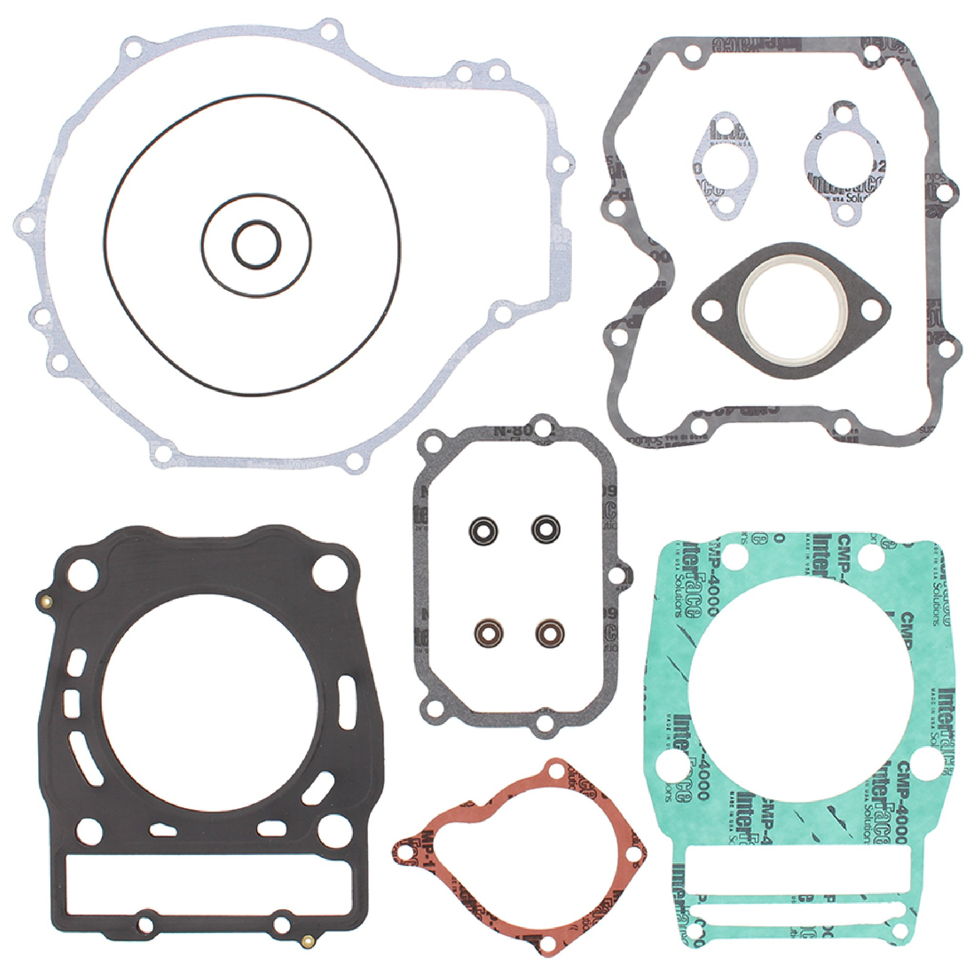 Winderosa Complete Gasket Kit For Polaris Scrambler 500