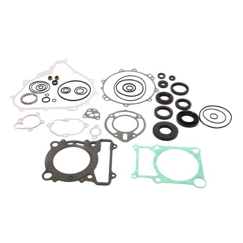Complete Gasket Kit with Oil Seals For Yamaha YFM450