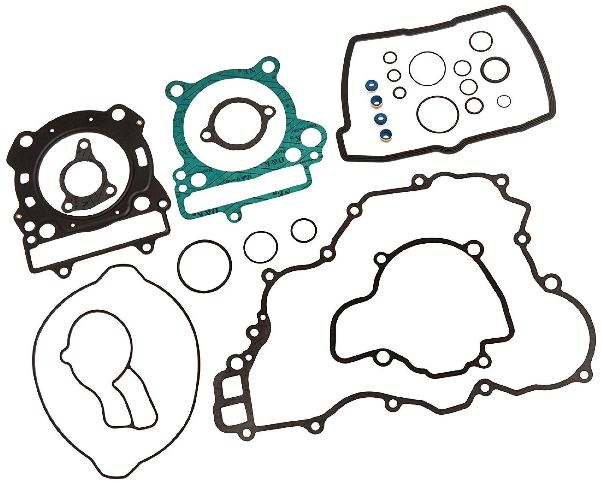 New Vertex Complete Gasket Set W/O Seals for KTM 250 XCF-W