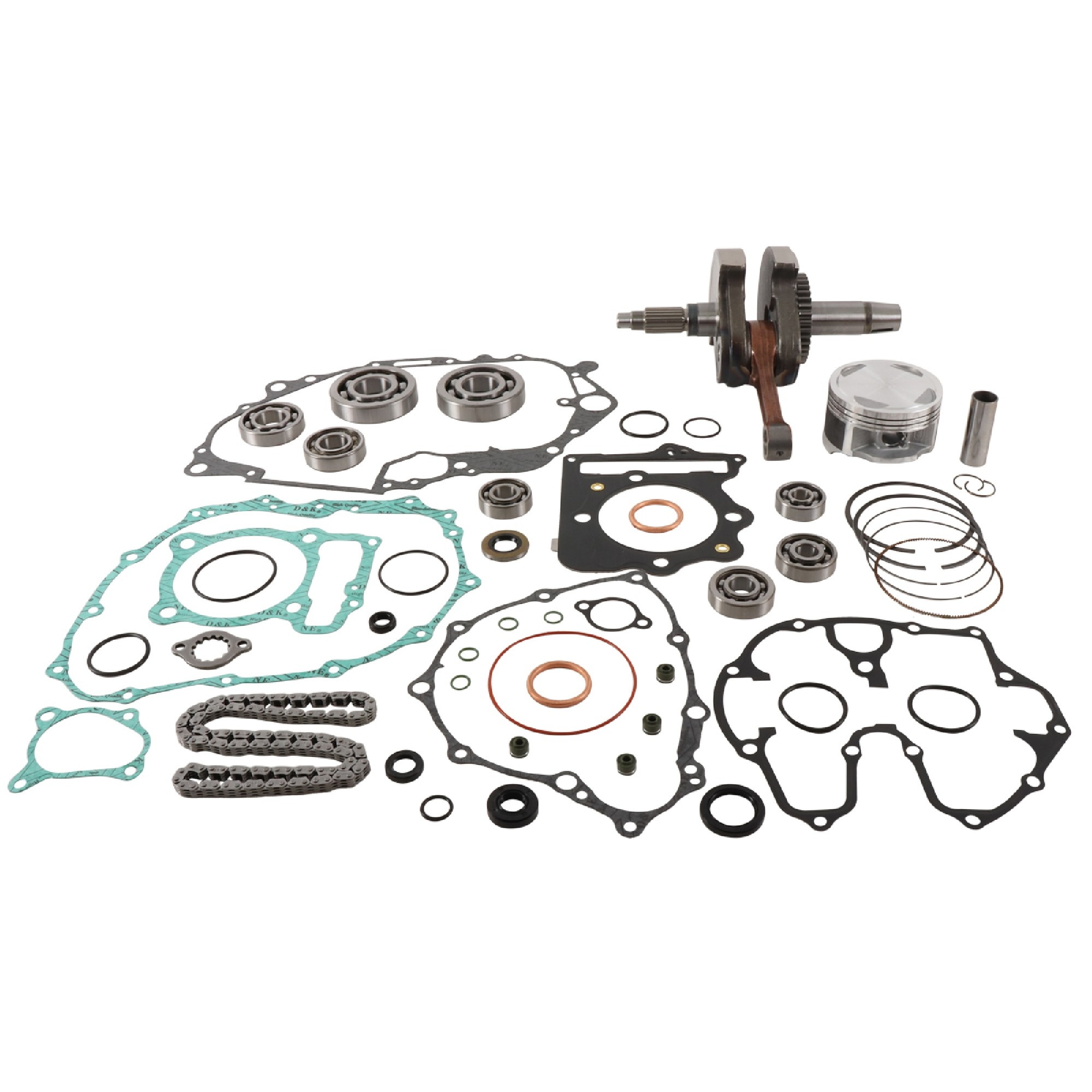 Wrench Rabbit Complete Engine Rebuild Kits WR101-199 for