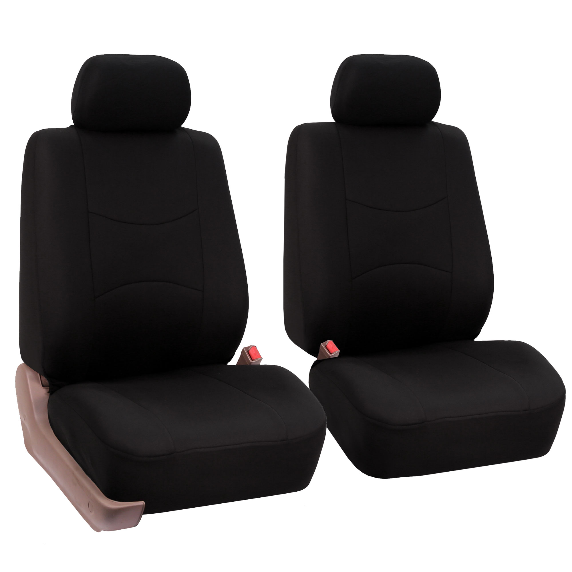 chair seat cover fabric 8 table pair bucket covers for detachable headrest