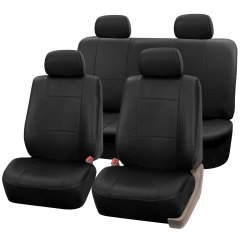 Chair Covers For Headrest Plantation Style Chairs Pu Leather Bucket Seat Full Set Seats With