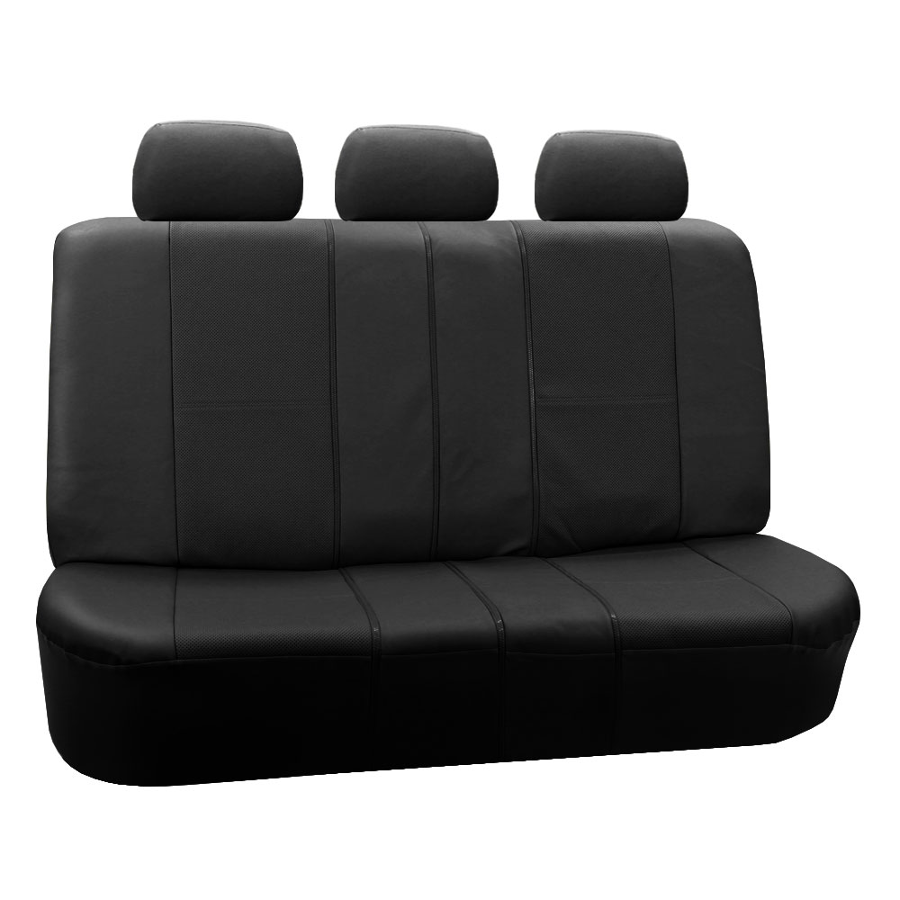 Deluxe Leatherette Split Bench Seat Covers